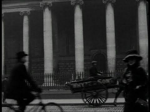 A wander through Dublin in 1915