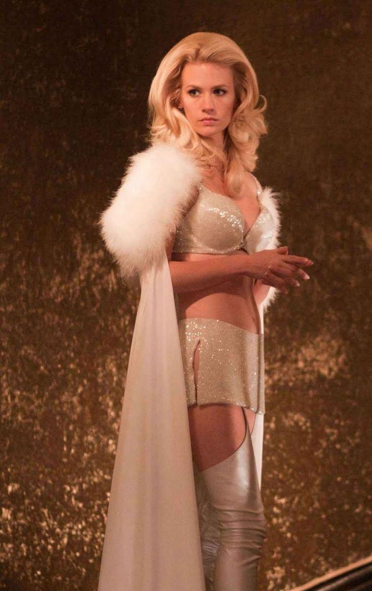 Emma frost on Pinterest | January Jones, Emma Frost ...