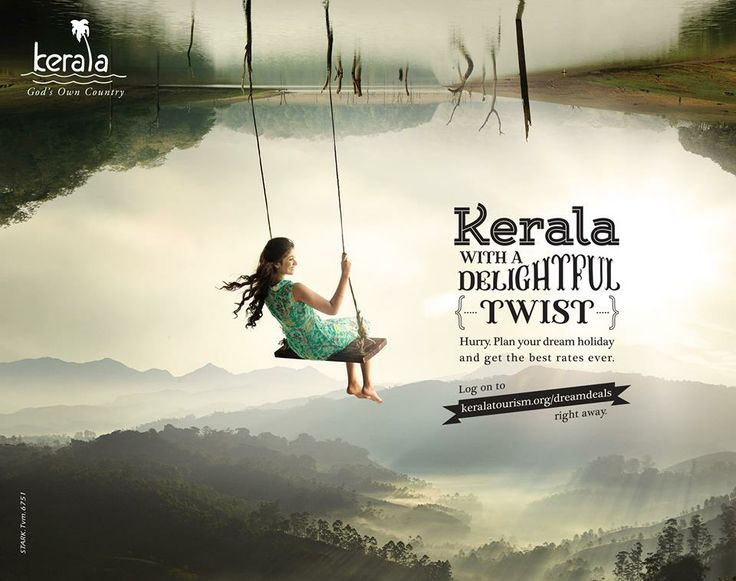 Kerala with a Delightful Twist!  Hurry, plan your dream holiday and get the best rates ever.  Log on to https://www.keralatourism.org/dreamdeals rightaway!