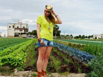 Mistylobycris Outfit   Primavera 2012. Combinar Camiseta Amarilla Zara, Cómo vestirse y combinar según Mistylobycris el 16-5-2012