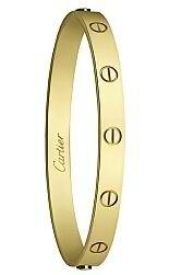 Love the love bracelet!
