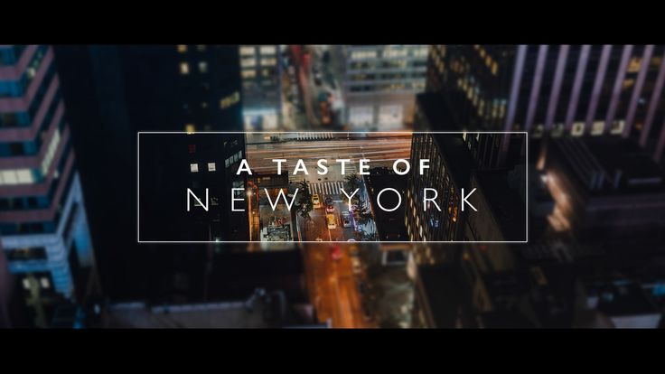 A New York City Timelapse Like You've Never Seen #timelapse #NewYorkCity #atasteofnewyork #travel #luxuryes