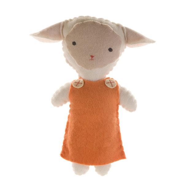 Lamb-girl