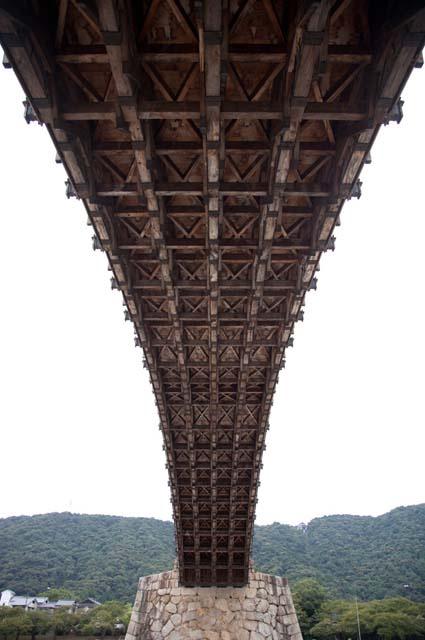Kintaikyou Bridge, Iwakuni Yamaguchi Pref.