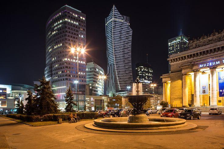 ZŁOTA 44 #Złota44 #Warsaw #Poland #architecture #skycrapers #skyline #city