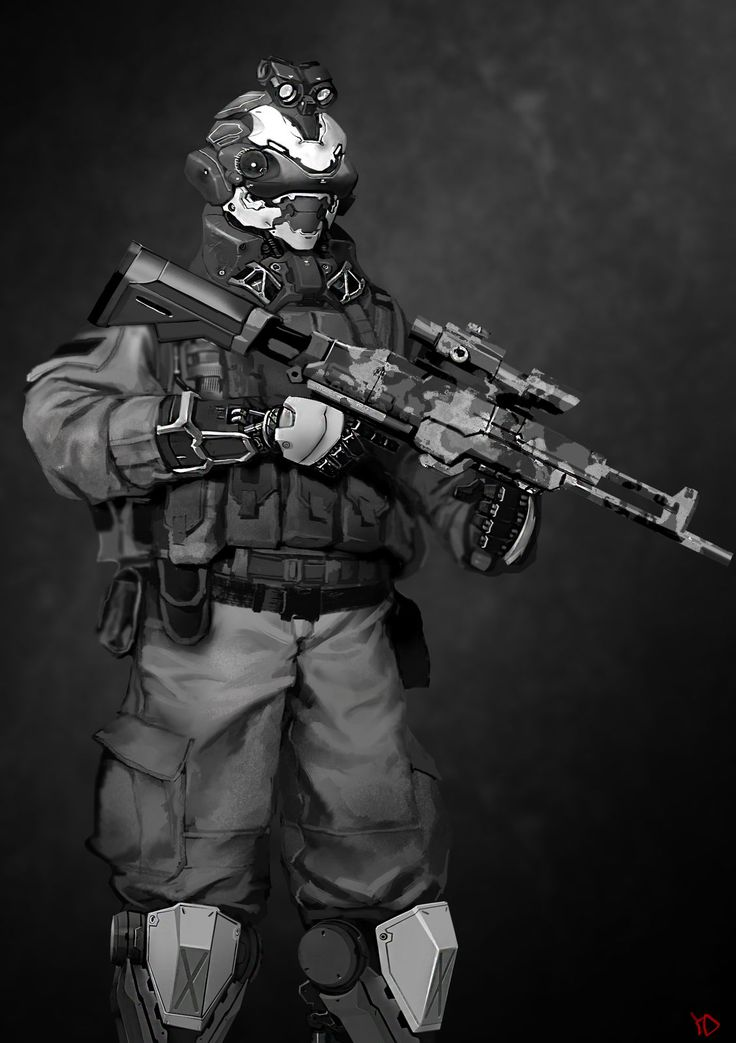 Future soldier. Military hobby blog: http://zimhangmen.tumblr.com/