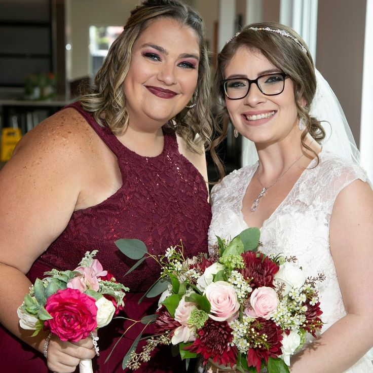 Some photos of our bride Mary and her bridal party!  madeupbymoscato #hair #weddinghair #weddinghairstyles #weddinghairinspo