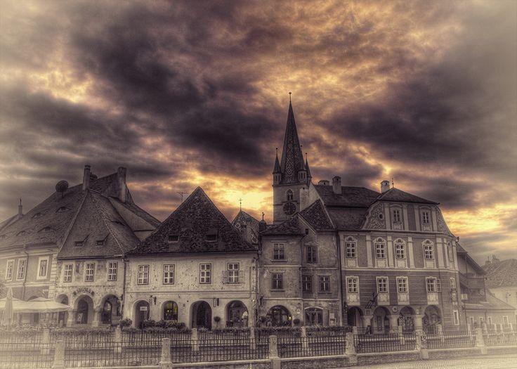Sibiu [IMPRESSION 3] by Dan Susa on 500px