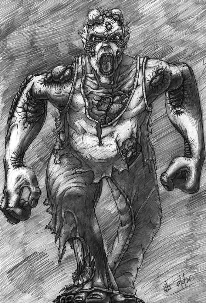ZombieForBeth by TrevorDaveSon.deviantart.com on @deviantART