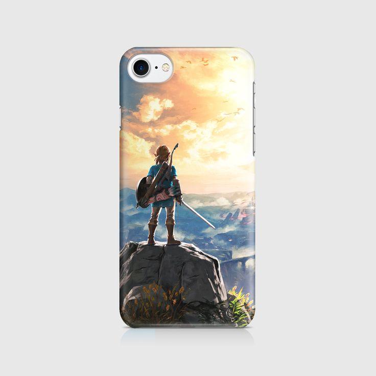The Legend Of Zelda - Breath Of The Wild - Phone Case - Iphone, Samsung Galaxy