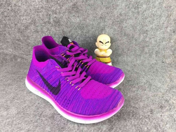 NIKE FREE FLYKNIT 5.0   Purple/Black  Size: 36--39
