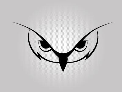 owl concept logo