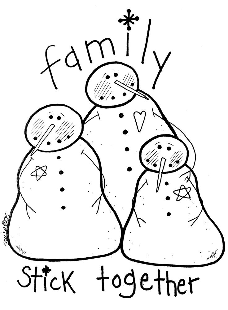 Pin by Samantha Warrick on Design Time Primitive snowmen