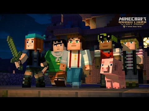 First Minecraft: Story Mode details released, coming to Android later this year | Android Central