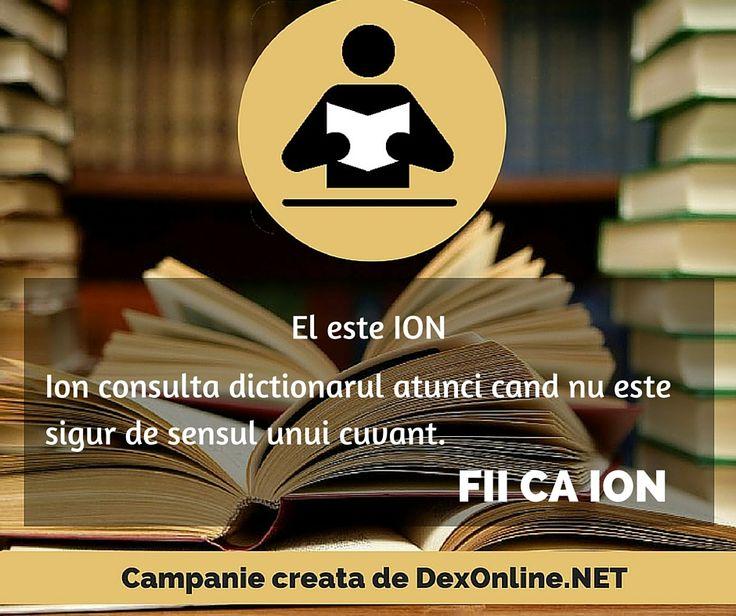 Salvam limba romana impreuna! #salveazalimbaromana  #dex #fiicaion