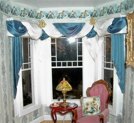 17 Best Images About Curtains On Pinterest Bay Window