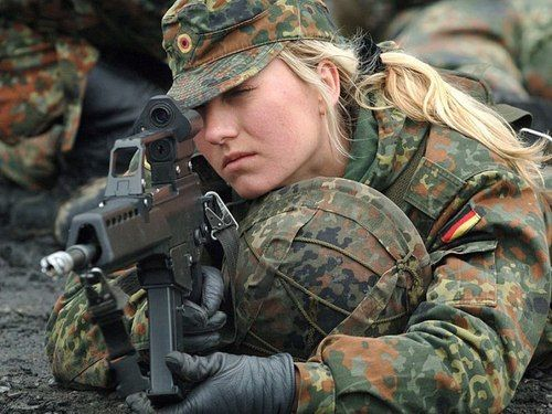 25 Best Girls And Guns Images On Pinterest  Weapons Guns -7920