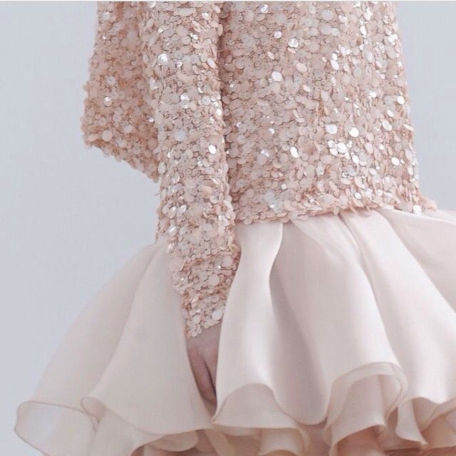 Pink and sequins