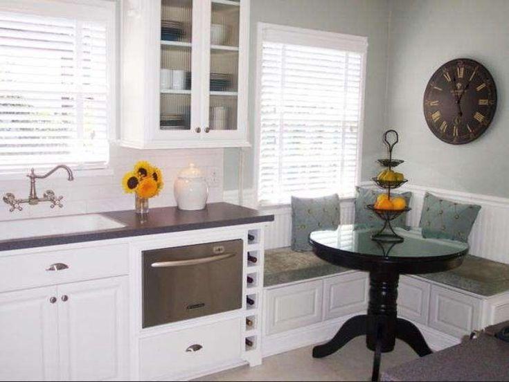 Arredare una cucina piccola e abitabile - Cucina piccola dal design elegante