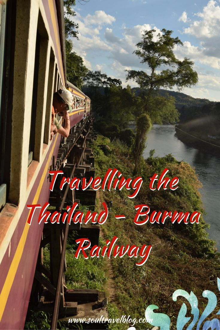 """The best of train travel in Thailand! Travelling the Burma - Thailand """"Death Railway"""" - the experience, how to get there and other need to knows!"""