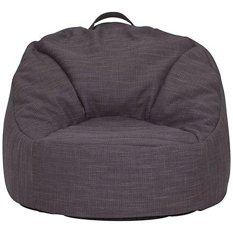 Buy John Lewis Snug Bean Chair Online At Johnlewis