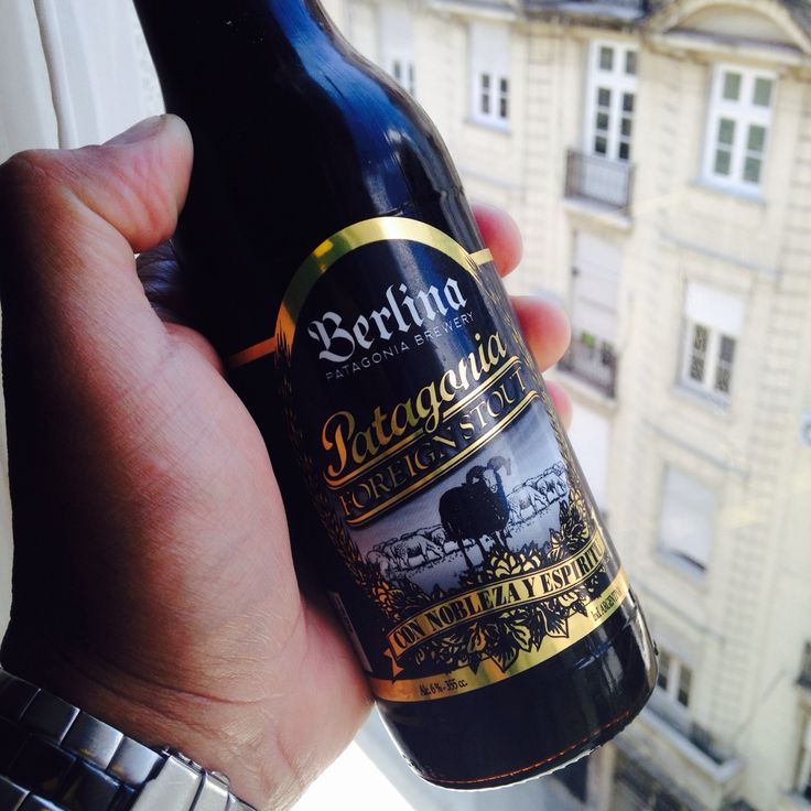 Foreign Stout #patagonia #berlina