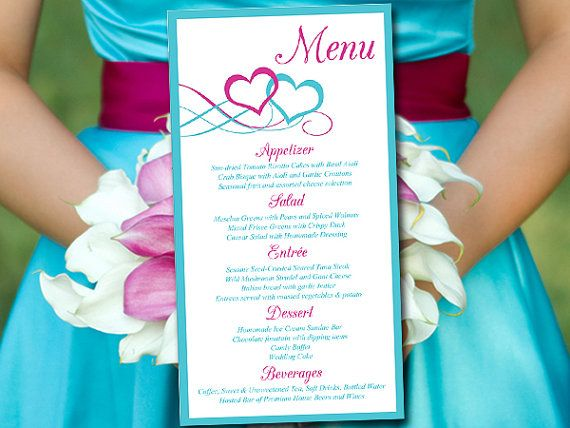 The 25+ best Menu card template ideas on Pinterest Restaurant - cocktail menu template free download