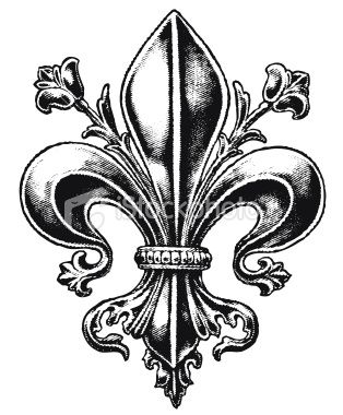 I want a fleur de lis not only because it is beautiful but it represents where i am from. I feel like i will have a little piece of home with me all the time!