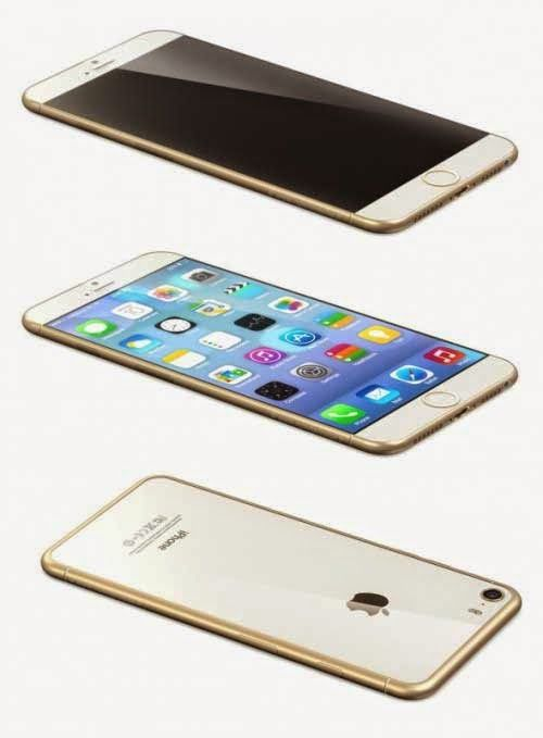 A new design of iPhone 6