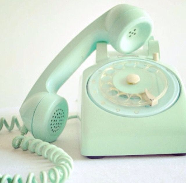 Mint dial up telephone