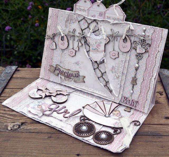 The Dusty Attic Blog: Stunning Cards - Rachelle