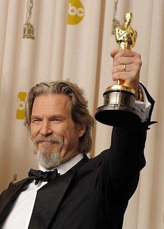"Jeff Bridges - Best Actor Oscar for ""Crazy Heart"""