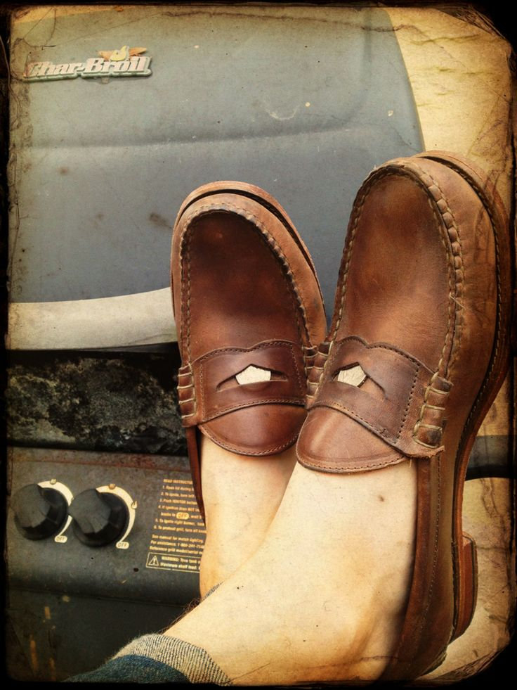 Penny Luck Mens Shoes