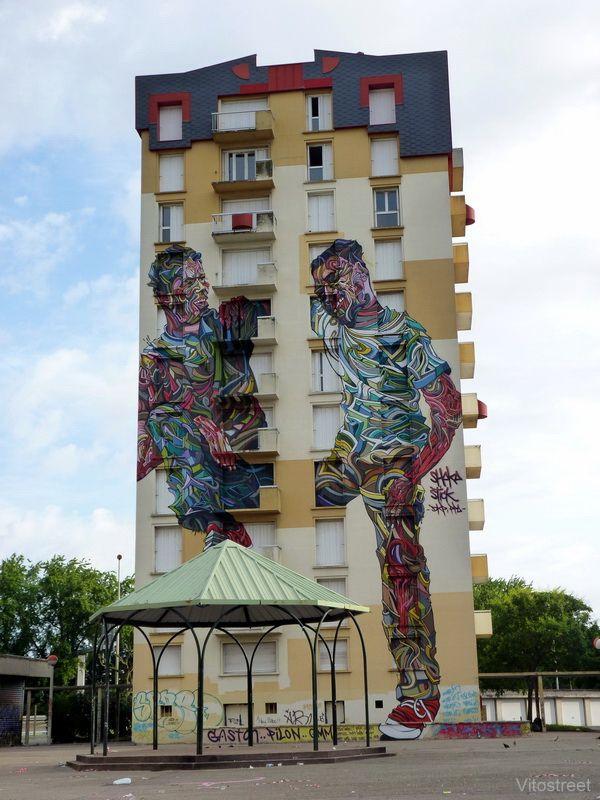 Shaka in Melun, France.