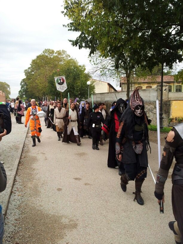 Star wars Lucca Italy
