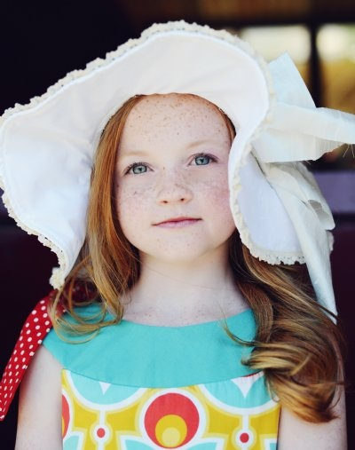 Kids can enter the Freckle Contest at Irish Fest. Irish Fest is July 12, 13 and 14.