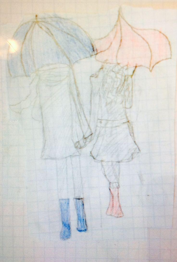 Cute couple drawings!💑
