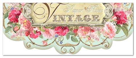 Vintage Rose Website Design; OOAK;#318: Rose Website, Website Design, Vintage Roses