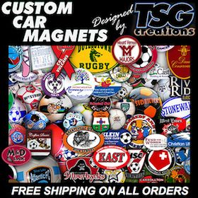 What's next? www.TSGcreations.com & #tsgsports at www.TSGSPORTS.com are the BEST in #value & designed #impact for your #soccer #basketball #tournament or #holiday special #event with custom #carmagnets, #decals, & #customballs. For #car #magnets & more, call TSG today!!