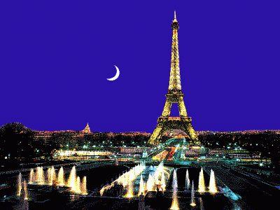 esta todo el mundo la conoce es la torre icfel en francia