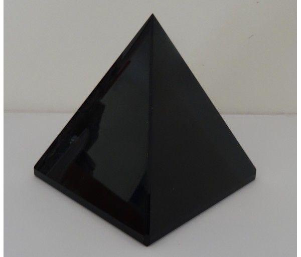 CRISTALE UNICATE - Piramida obsidian
