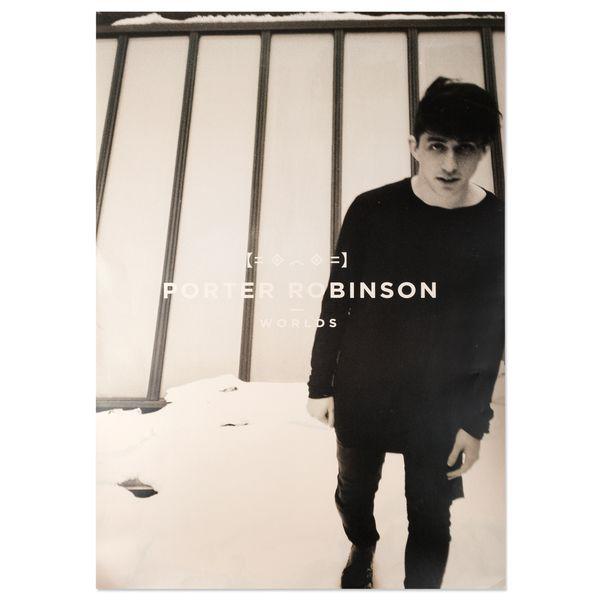 Porter Robinson Poster | Porter Robinson | Online Store, Apparel, Merchandise & More