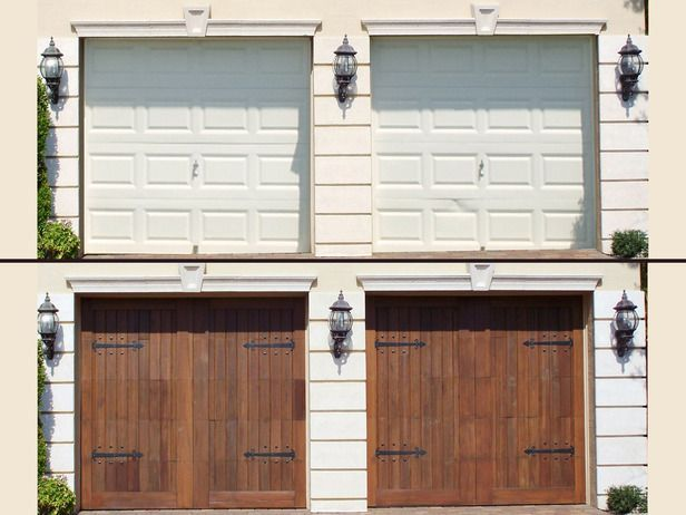 Best 25 garage door update ideas on pinterest garage for Build carriage garage doors