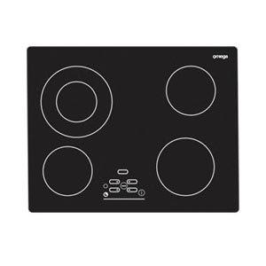 Omega 60cm Cooktop Electric