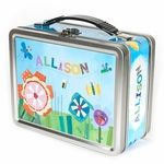 Our personalized lunch boxes make your child feel special every day!