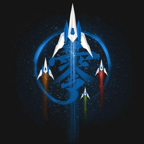 #Nintendo: Star Fox #Arwing t-shirt.