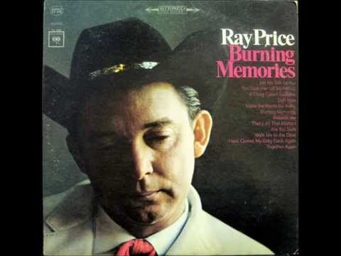 Ray Price - Same Old Memories - YouTube