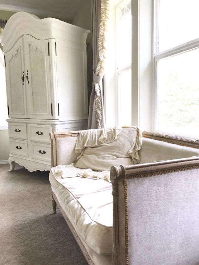Our Farmhouse Master Bedroom Makeover Update...