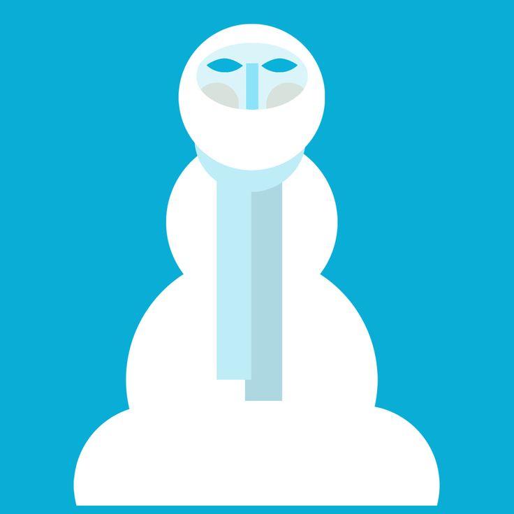 Winter weather warnings by Jimmy Blakeley