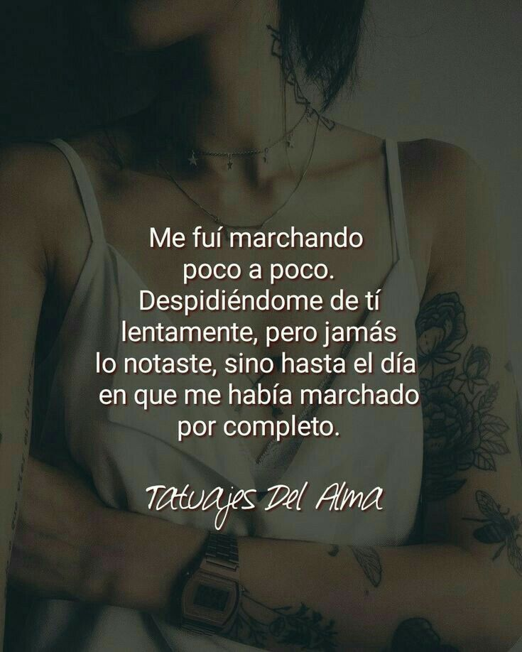 Tatuajes Del Alma Tatuaje Del Alma Frases Profundas Y